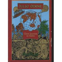 Cinco Semanas En Globo Julio Verne Pasta Dura Ilustr. (mn4)