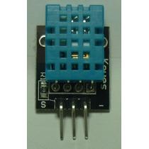 Modulo Sensor Dht11, Humedad Y Temperatura, Arduino Pic Avr