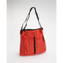 Bolsa Puma Fitness Shoulder Bag Cayenne