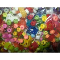 Gcg 1 Lote Mini Vochos Carro Vw 3 Cm De Mexico 100 Pzas Hm4