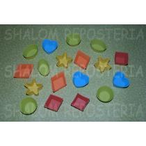 *kit 18 Mini Capacillos Moldes Silicon Cupcake Trufa Fondant