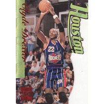 1996-97 Stadium Club Fusion Dc Clyde Drexler Rockets