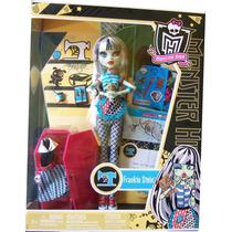 Frankie Stein, Classroom, Home Ick, Mattel, Monster High