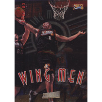 1998-99 Stadium Club Wing Men Tim Thomas Sixers