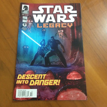 Comic Star Wars. Legacy # 7. Descent Into Danger.