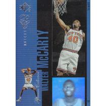 1996-97 Sp Holoviews Walter Mccarthy Knicks