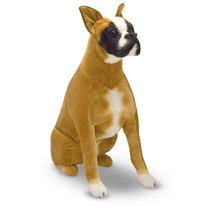 Perro Boxer Juguete Decoracion Niños Melissa & Doug Mn4