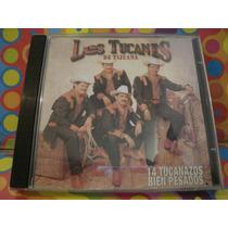 Los Tucanes De Tijuana Cd 14 Tucanasos Bien Pesados Edic.95