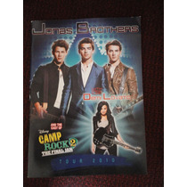 Demi Lovato / Jonas Brothers Tourbook