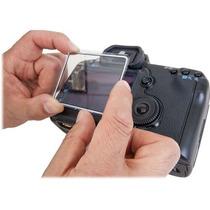 Protector De Pantalla De Cristal P/ Nikon Canon Sony Pentax