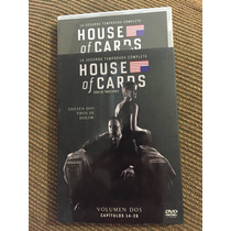 House Of Cards Vol 2 Kevin Spacey Robin Wright Dvd Netflix