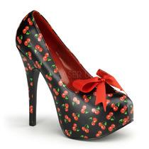 Zapatillas Estampado Cherrys Psychobilly Teeze-12-6