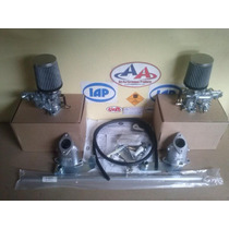 Webers Para Vocho,,, Baby Webers Laterales Vw