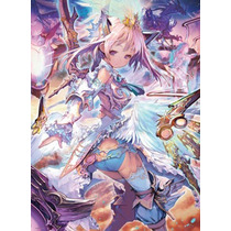 Jigsaw Puzzle - Fantasy Art Series Rage Of Bahamut Kanko
