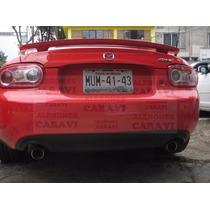 Mazda Mx5 Aleron Solo Yo Lo Vendo En Mercado Libre