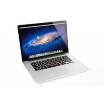 Macbook Pro Retina 15 2.2ghz I7 Qc 16gb 256gb Flash Iris