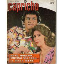 Fotonovela Capricho: Irene Moreno Y Fortino Salazar