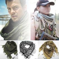 Pashmina Shemagh Bufanda Arabe Tactica Militar 100% Algodon
