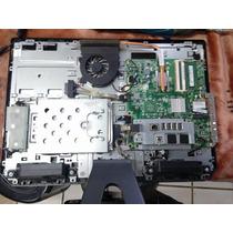 All In One Lenovo C225 Motherboard Falla Usb Reparación
