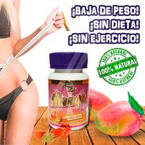 Mango Life. Tonic L. Bajar De Peso. Sin Dieta. Sin Ejercicio