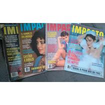 Revistas Impacto. Elizabeth Aguilar.