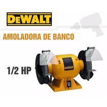 Esmeril De Banco De 152 Mm (6¿) 12 Hp Dewalt, Modelo Dw752