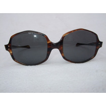 Lentes De Sol American Optical Mod. True Color Café Vintage