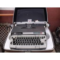 Maquina De Escribir Electrica Antigua Smith Corona Electra