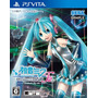Ps Vita Miku Hatsune -project Diva- F 2nd Edicion Regular.