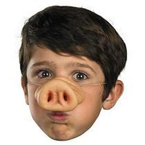 Por Disguise Inc Vestuario Pig Nose