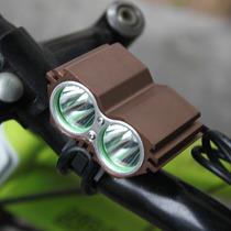 Luz L E D Frontal De Bicicleta, 5000 Lumens