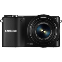 Samsung Nx2000 20.3mp Camara Digital Con Lente 20-50mm