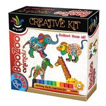 Modelado De Arcilla - D-juguetes Creativos Kit Boo Zoo Anima