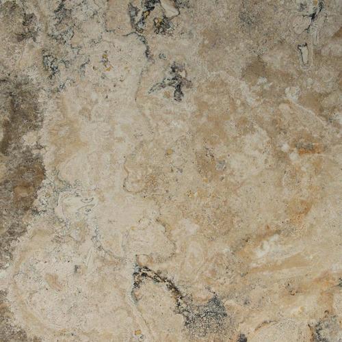 Piso de marmol travertino 40x40 antike 199 00 oferta for Marmol clasificacion