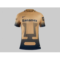 Jersey Pumas Local 2016 Playera Unam