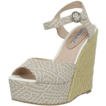 Hermosas Sandalias Wedge Charles By Charles David 5.5 Mex.
