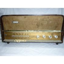 Radio Antiguo De Bulbos Marca Philips.am Y Fm.
