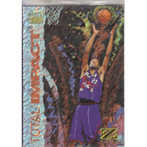 1997-98 Skybox Zforce Total Impact Marcus Camby Raptors