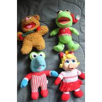 Colección Peluches Muppets Mcdonnalds