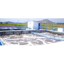 Bacteria-enzimas Agua Residual Ptar Clarificadores Tanques