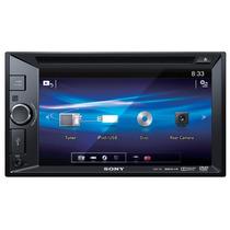 Pantalla Autoestereo Sony Xav 65 Dvd Usb 55w Mp3 Mp4 Ipod