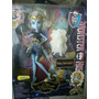 Abbey Bominable Monster High Exclusiva De Wal-mart 13 Deseos