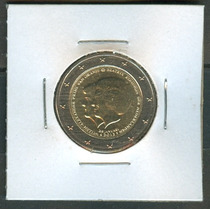 Moneda 2 Euros Holanda Año 2013 Conmemorativa