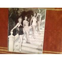 Fotos Artistas Holywood,cuatro Bellezas ,$60.00 Foto 25x20