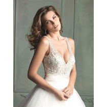 Vestido De Novia Allure Brides Del 2014