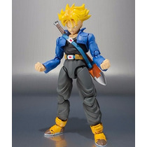 Sh Figuarts Trunks Premium Color Edition Figura Duel Zone