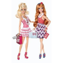 Barbie Life In The Dreamhouse Barbie Y Midge Giftset