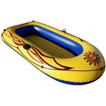 Lancha Inflable 3 Personas Bomba Remos Bote Mn4