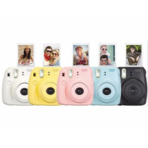 Fujifilm Instax Mini 8 Camara Instantanea Colores Envio Grat
