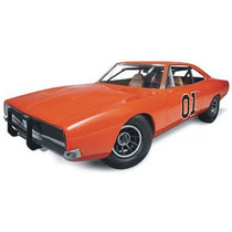 Mpc General Lee Dukes Hazzard Dodge Charger 1/16/ Revell Amt